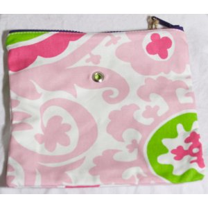 Top Shelf Totes Yarn Pop - Single - Green & Pink Swirl