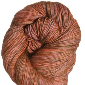Madelinetosh Tosh Merino Light Onesies Yarn - Vintage Sari (Orange)