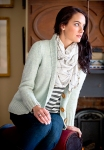 The Fibre Company Terra Fable Cardigan Kit - Women's Cardigans