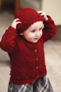 Fyberspates Scrumptious 4ply/Sport Kaelyn Hat Kit - Hats and Gloves
