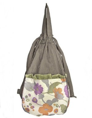 Lantern Moon Swing Bucket - Grey/Orange (Discontinued)
