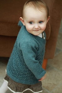 Fyberspates Scrumptious 4ply/Sport Scrumptious Temari Kit - Baby and Kids Pullovers