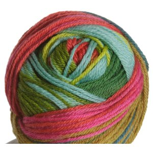 Classic Elite Liberty Wool Print Yarn - 7829 Floral Hallucination (Discontinued)