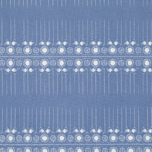 Dan Bennett Temple Fabric - Ionic - Moonstone