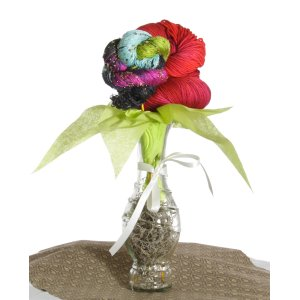 Jimmy Beans Wool Koigu Yarn Bouquets - Artyarns & TSCArtyarns - Brights