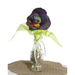 Jimmy Beans Wool Yarn Bouquets - Artyarns & TSCArtyarns - Royal