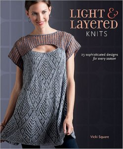 Vicki Square - Light & Layered Knits