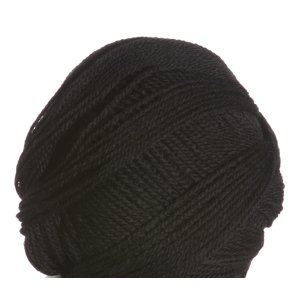Classic Elite Liberty Wool Light Solid Yarn - 6613 Ebony