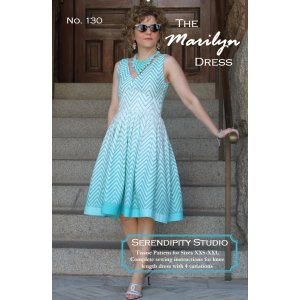 Serendipity Studio Sewing Patterns - Marilyn Dress Pattern