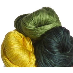 Fyberspates Super Silk Grab Bags - Forest Sunshine