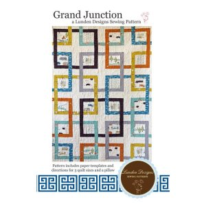 Lunden Designs Pattern - Grand Junction Pattern