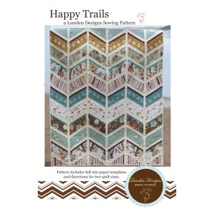 Lunden Designs Pattern - Happy Trails Pattern