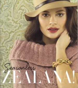 Zealana Pattern Books - Zealana Seasonless
