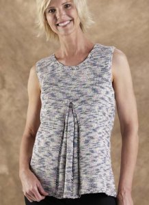 Trendsetter Zoe Pleated Reversible Shell Kit - Women's Sleeveless