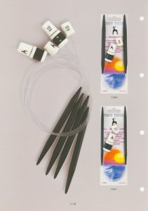 Pony Totals Needles - US 0 (2.0mm) Needles