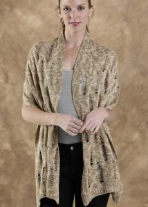 Trendsetter Acacia Dropped Lace Wrap Kit - Scarf and Shawls