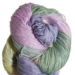 Araucania Ruca Yarn - 018 - Yellow, Purple, Green