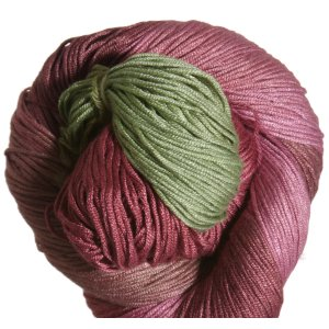 Araucania Ruca Yarn - 029 - Lt. Green, Rose, Brick