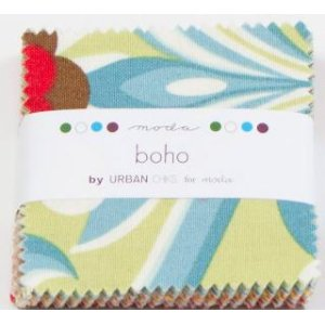 Urban Chiks Boho Precuts Fabric