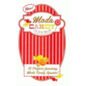 Moda Candy Booklet Pattern