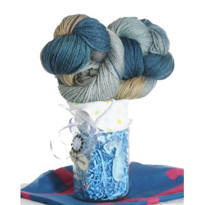 Jimmy Beans Wool Koigu Yarn Bouquets - Royal Baby Bouquet - Simple Snips and Snails