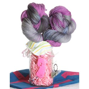 Jimmy Beans Wool Yarn Bouquets - Royal Baby Bouquet - Simple Sugar and Spice