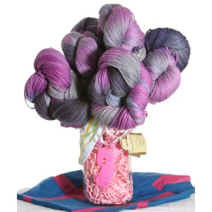 Jimmy Beans Wool Koigu Yarn Bouquets - Royal Baby Bouquet - Full Sugar and Spice