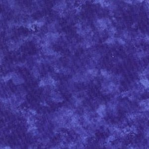 Moda Marbles Fabric - Royal Blue (6699)