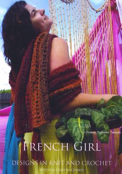French Girl Zia Shawl Kit - Scarf and Shawls