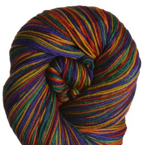 Cascade Heritage Silk Paints Yarn - 9811 - Rainbow Mix