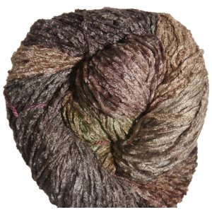 Blue Heron Yarns Bulky Rayon Chenille Yarn - Milk Chocolate