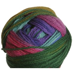 Classic Elite Liberty Wool Print Yarn - 7831 Psychedelic Sweetness (Discontinued)