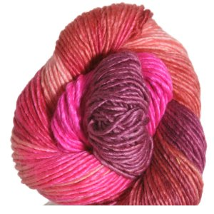 Louisa Harding Grace Hand-dyed Yarn - 46 Snappdragon