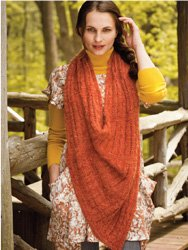 Be Sweet Bamboo & Extra Fine Mohair Cowl Kit - Women's Accessories