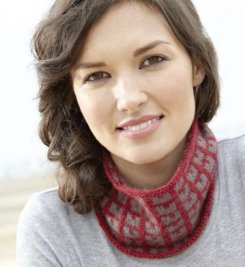 Mirasol Tuhu Cowl Kit - Scarf and Shawls