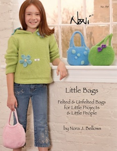 Noni Patterns - Little Bags for Little Projects and Little People Pattern