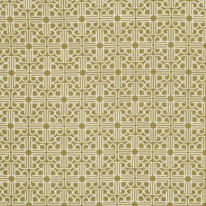 Parson Gray World Tour Fabric - Barcelona - Spice
