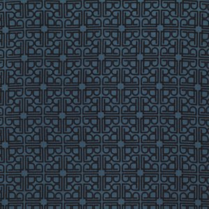Parson Gray World Tour Fabric - Barcelona - Tin