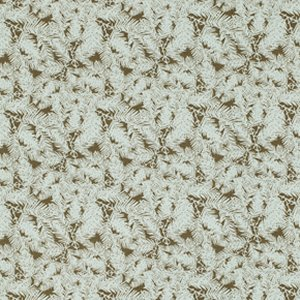 Mark Cesarik Summer Camp Fabric - Ferns - Sky