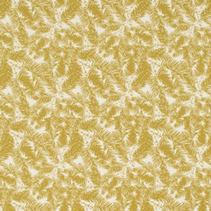Mark Cesarik Summer Camp Fabric - Ferns - Taupe