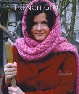 French Girl Nathalie Scarf Kit - Scarf and Shawls