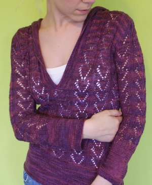 Rock + Purl Patterns - Chambourcin Pattern