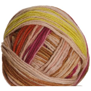 Schachenmayr select Extra Soft Merino Color Yarn - 05289 Camel/Berry