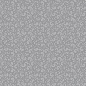 AdornIt Basic Fabric - Twirl - Gray