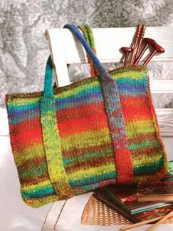 Noro Hitsuji Felted Tote Kit - Women's Accessories