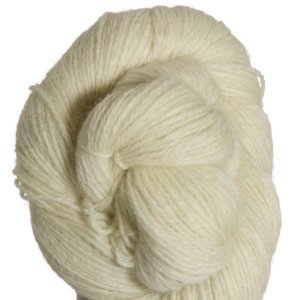 Baa Ram Ewe Titus Yarn - 001 White Rose