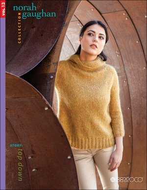 Norah Gaughan Pattern Books - Vol. 13 - Top Down