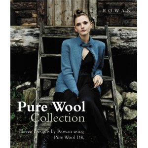 Rowan Pattern Books - Pure Wool DK Collection (Discontinued)