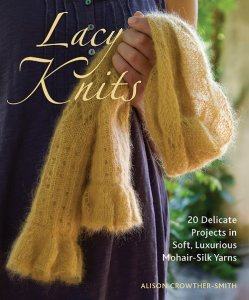 Rowan Pattern Books - Lacy Knits (Discontinued)