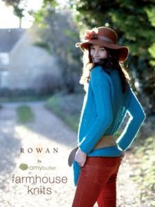Rowan Pattern Books - Farmhouse (Discontinued)